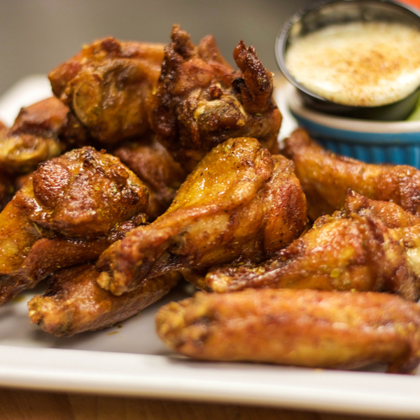 Romby's Tavern and Smokehouse - Smoked Chicken Wings
